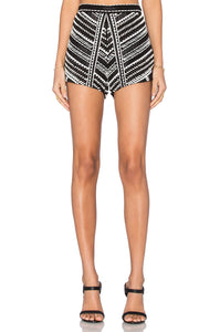 Siesta Beaded Shorts - Kustom Label - 1