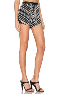 Siesta Beaded Shorts - Kustom Label - 2