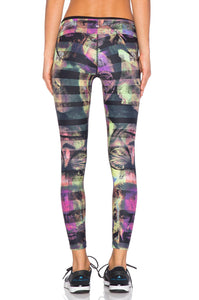Calibrate Crop Legging - Kustom Label - 3