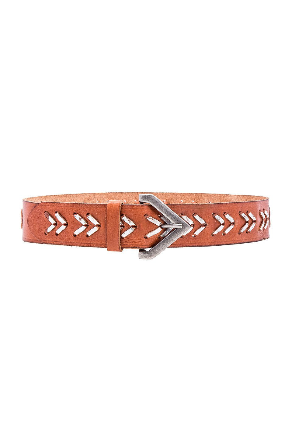 Chevron Laced Hip Belt - Kustom Label - 1