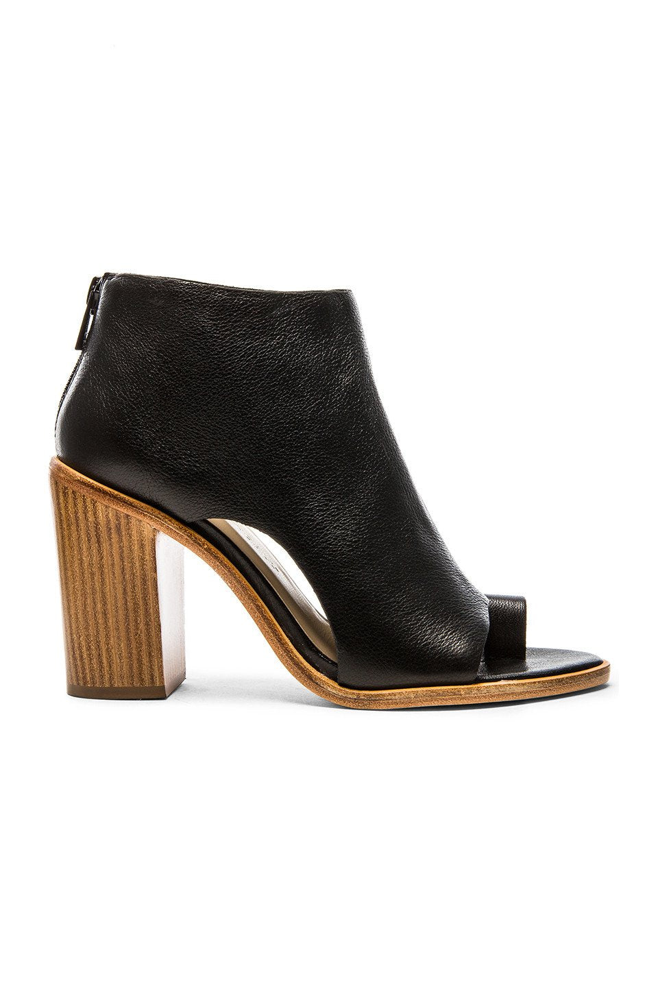 Gigi Open Toe Bootie - Kustom Label - 1