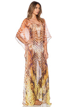 Load image into Gallery viewer, Viper Maxi Caftan - Kustom Label - 2