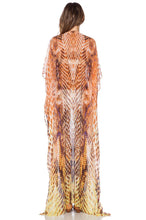 Load image into Gallery viewer, Viper Maxi Caftan - Kustom Label - 3