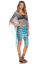Load image into Gallery viewer, Open Side Poncho - Kustom Label - 2