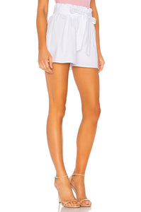 Augusta Short in White