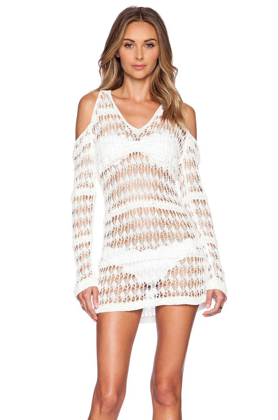 Windswept Beach Sweater - Kustom Label - 1