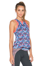Load image into Gallery viewer, Blooming The Sky Tank Top - Kustom Label - 2