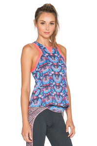 Blooming The Sky Tank Top - Kustom Label - 2