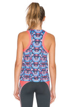 Load image into Gallery viewer, Blooming The Sky Tank Top - Kustom Label - 3