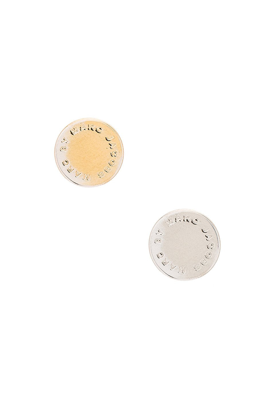 Logo Disc Studs - Kustom Label - 1