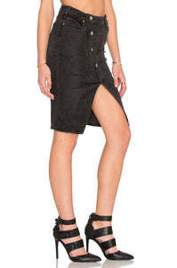 Neverland Wrap Skirt - Kustom Label - 3