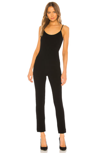 Latoya Jumpsuit in Black