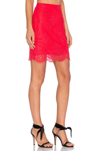 Fever Lace Skirt - Kustom Label - 3