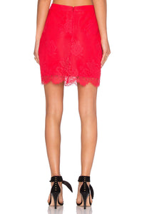 Fever Lace Skirt - Kustom Label - 2