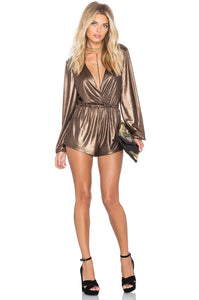 Disco Romper - Kustom Label - 2