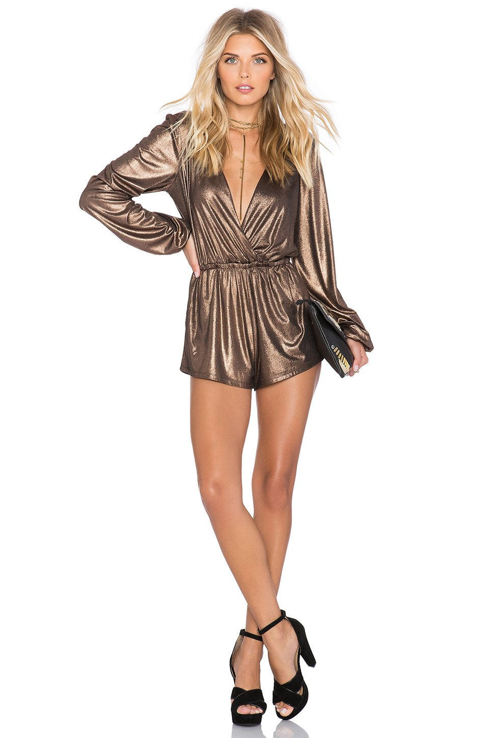 Disco Romper - Kustom Label - 1