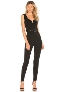 Mariana Jumpsuit in Black