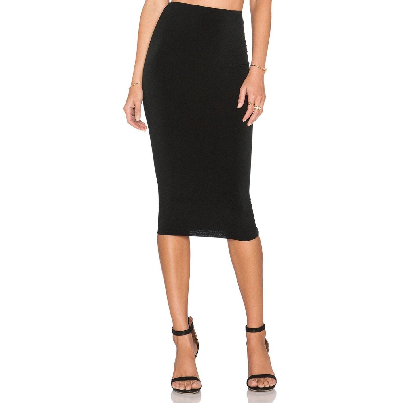 Dolce Vita Pencil Skirt - Kustom Label - 1