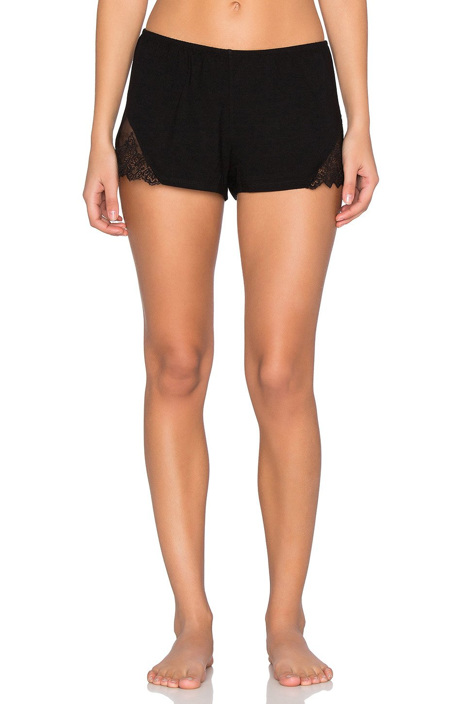 So Fine WIth Lace Sleep Shorts - Kustom Label - 1