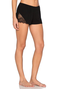 So Fine WIth Lace Sleep Shorts - Kustom Label - 2