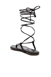 Gladiator Sandal - Kustom Label - 5