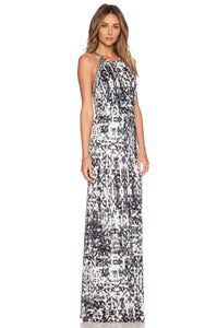 Lita Embellished Maxi Dress - Kustom Label - 2