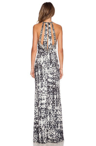 Lita Embellished Maxi Dress - Kustom Label - 3