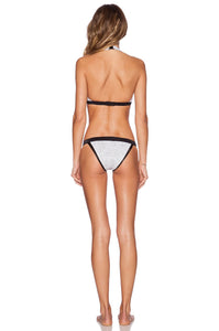 Eclipse Crop Bikini Set - Kustom Label - 3