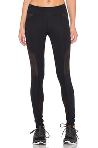 Suede Legging - Kustom Label - 1