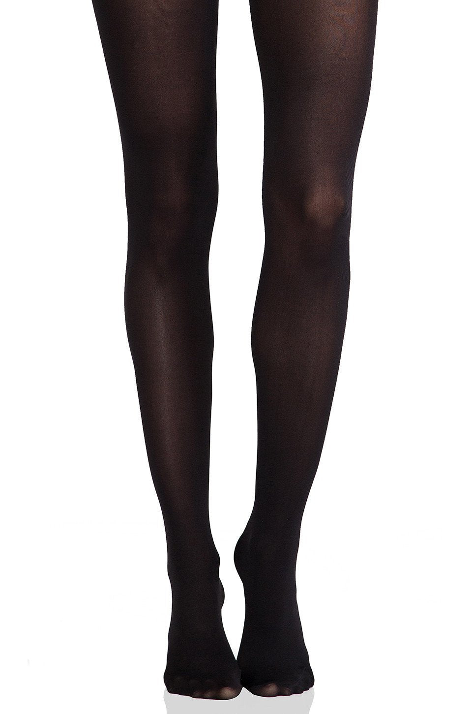 Black Hoisery Tights - Kustom Label - 1