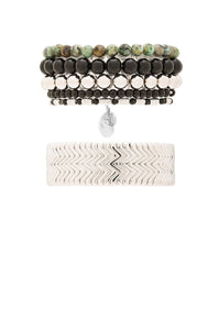 Magnetic Rhythm Bracelet - Kustom Label - 2