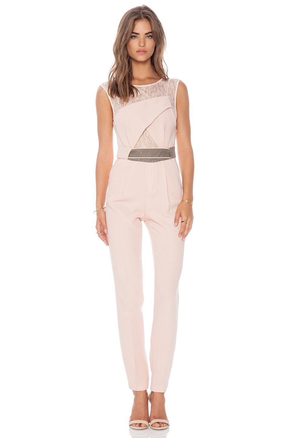 Relam Blush Jumpsuit - Kustom Label - 1
