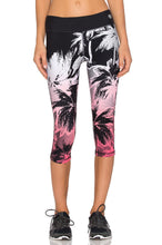 Load image into Gallery viewer, Palm Beach Mid Length Legging - Kustom Label - 1