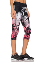 Load image into Gallery viewer, Palm Beach Mid Length Legging - Kustom Label - 3