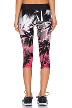 Load image into Gallery viewer, Palm Beach Mid Length Legging - Kustom Label - 2