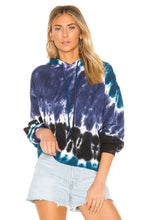 Load image into Gallery viewer, Lita Sweatshirt in Electric Blue India Wash