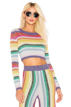 Load image into Gallery viewer, Believe Sweater in Multi Color