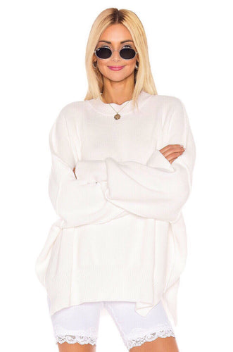 Easy Street Tunic in White