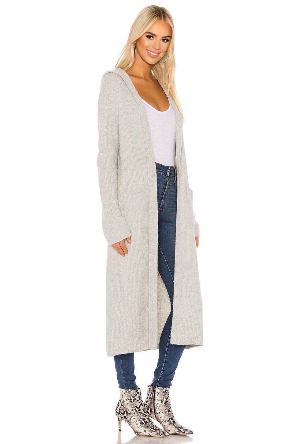 Wallby Duster in Grey