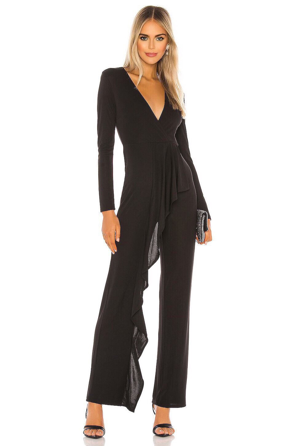 Marisol Jumpsuit in Black