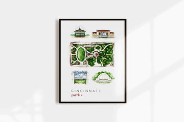 The Cincinnati Park Series Collection