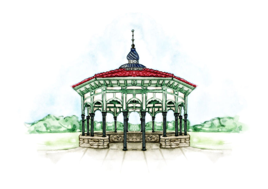 The Spring House Gazebo
