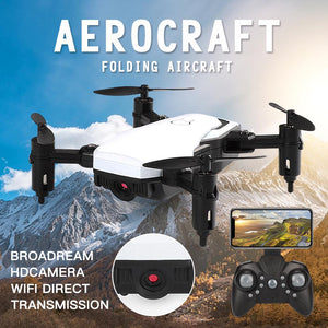 Drone AeroCraft com Camera HD Wifi FPV