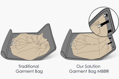 Travel Suit Carrier Bag