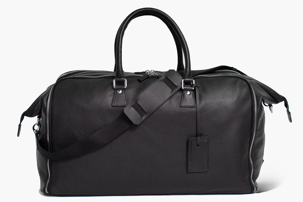 Borsa Weekender con porta abiti da viaggio | Garment Weekender Bag | Travel Garment Bag | LUDOVICO MARABOTTO
