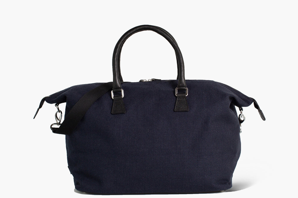 Borsone da viaggio in lino | Weekender Bag linen | Borsa Weekend