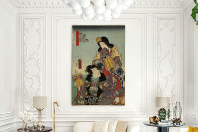 Ancient Japan | Painting
