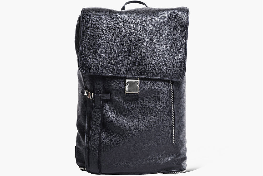 Zaino con porta abiti da viaggio | Backpack with Garment Bag | LUDOVICO MARABOTTO