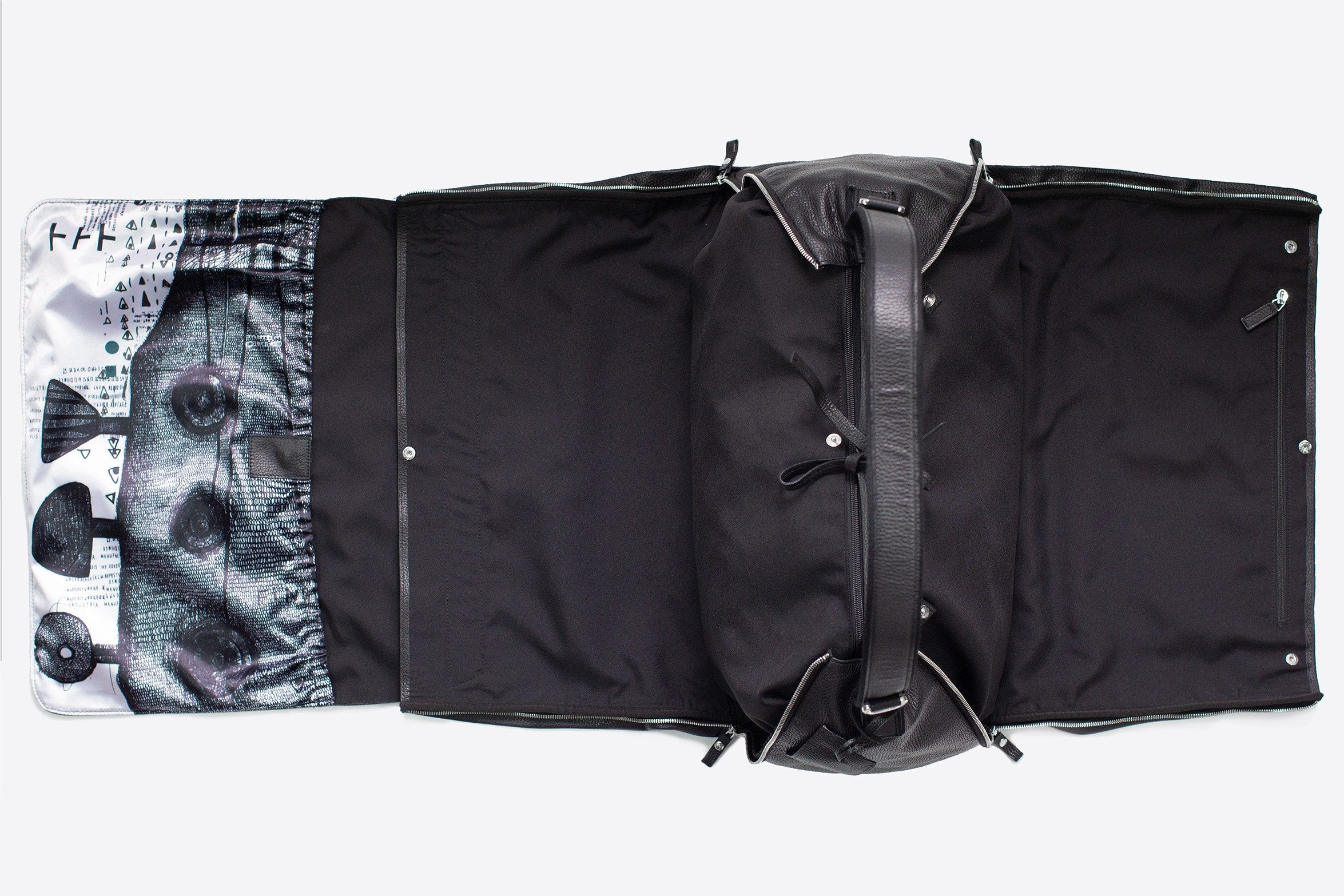 Carry-on Garment Bag - Patented System MB8®