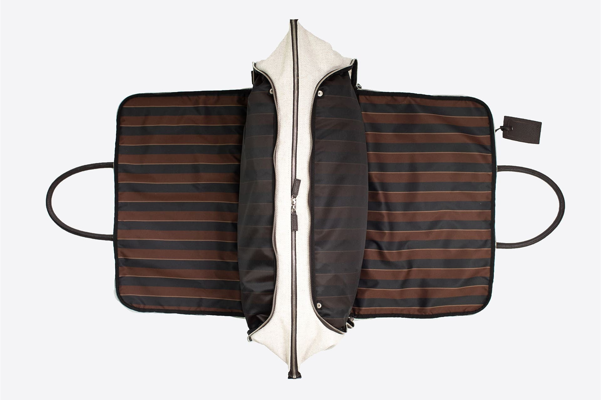 The World's First suit travel bag  with a patented Travel Garment Bag wrinkle-free